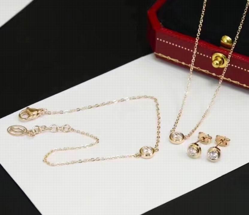 wholesale Cartier replica cartier ring cartier earring cartier cartier jewelry  4