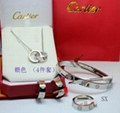 wholesale Cartier replica cartier ring cartier earring cartier cartier jewelry  14