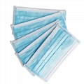 wholesale 3 Ply Nonvone Disposable Medical Face Mask with Earloop 2