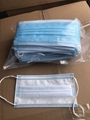 wholesale 3 Ply Nonvone Disposable Medical Face Mask with Earloop 8