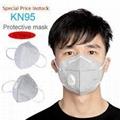 Wholesale 2019-nCoV N95 Masks KN95 Medical Civilian N95 Mask Pneumonia Mask 4