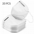 Wholesale 2019-nCoV N95 Masks KN95 Medical Civilian N95 Mask Pneumonia Mask 5
