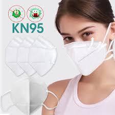 Wholesale 2019-nCoV N95 Masks KN95 Medical Civilian N95 Mask Pneumonia Mask 8
