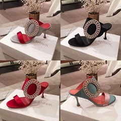 new manolo blahnik shoes women heel shoes  high heel shoes
