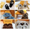 New    Wool Slippers    hourse slippers    heel shoes