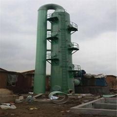 窯爐隧道窯脫硫除塵器