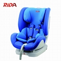 Washable Cover and ISOFIX Installation Child Safety Car Seat