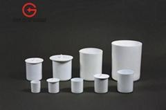 PTFE &Teflon&F4 Beaker 30ml 50ml 100ml 150ml 200ml 250ml 300ml 350ml 400ml 450ml