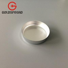 70ml Aluminum Smooth-Walled Weighing Boat Weighing Dish