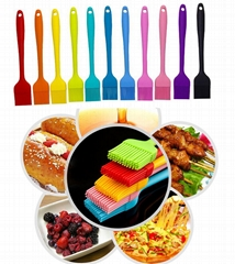 China Supplier Cooking Silicone Pastry Oil Brush