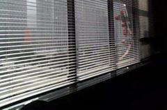 重庆南岸区茶园新区木百叶窗