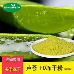 華芳FD真空凍干蘆薈粉凍干食品