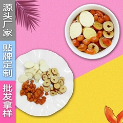 紅棗枸杞姜茶