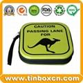 CD Tin Case Metal Tin Box