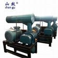 Sell MJSR series roots blower for sewage treatment