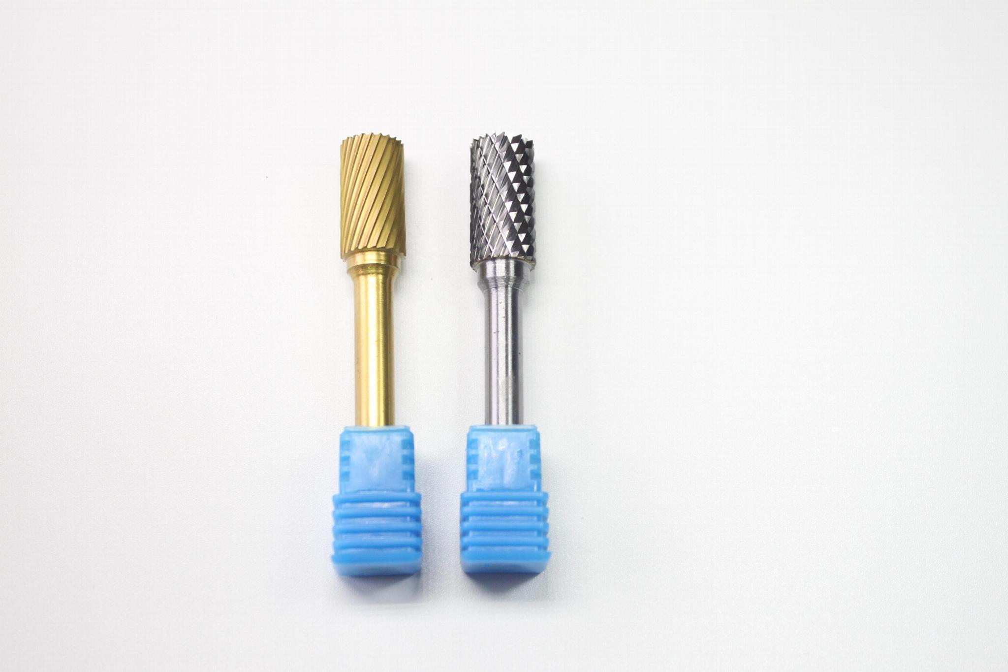 Cutoutil A0616M06 carbide Rotary burrs for cnc machine part