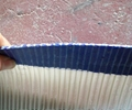 100% Polyester Plain Weave Mesh / Polyester Mesh Conveyor Belts for Foodstuffs D 3