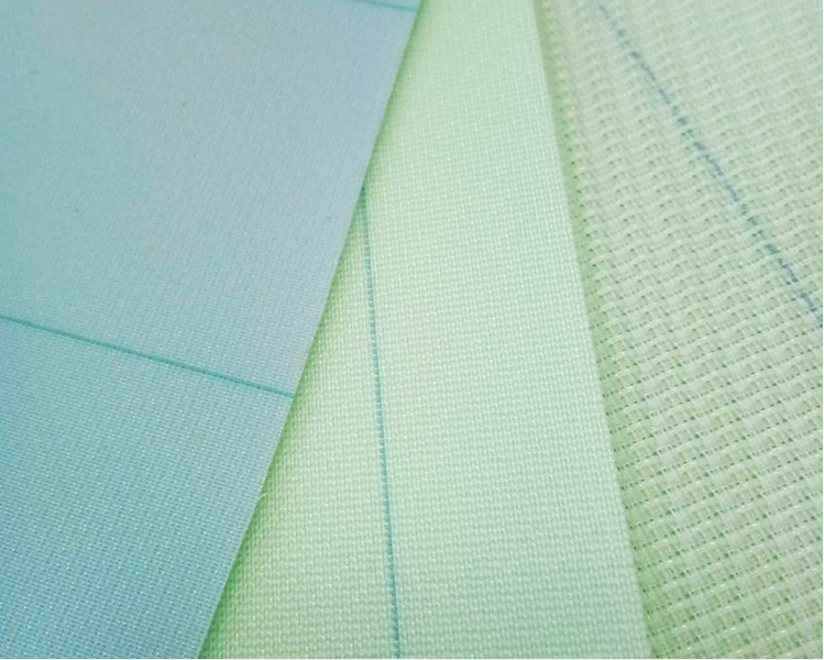 Triple layer SSB forming fabrics for paper machine 5