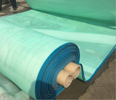Single layer forming fabrics for paper machines