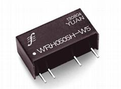 0.1-2W High isolation Regulated Voltage Output DC DC Converter /power inverter