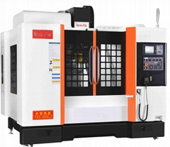 Box Way CNC Machine