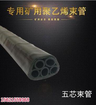 PE-ZKW10*1礦用聚乙烯束管 1