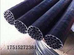 全部送貨PE-ZKW礦用聚乙烯束管廠家直銷