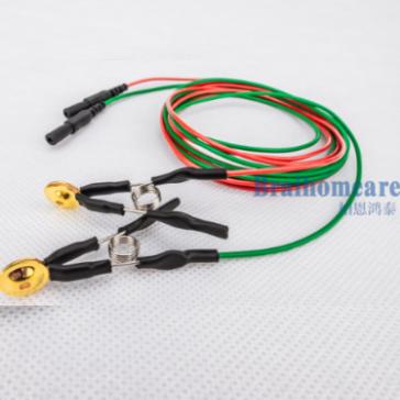 金盘/氯化银耳夹电极脑电配件 1
