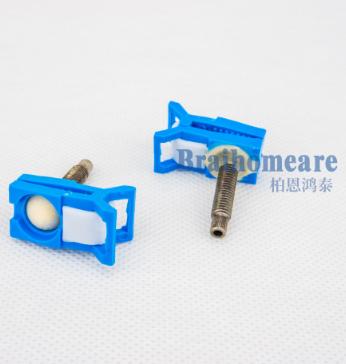 金盘/氯化银耳夹电极脑电配件 4
