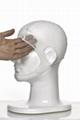 医用弹力网帽外科网帽弹力绷带帽