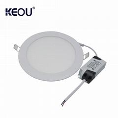 3-24W Aluminum LED Panel Light Ultra Slim Factory
