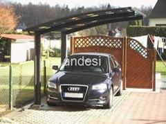 strong metal diy carport garage for sale sun protection