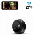 Hidden Camera WiFi P2P Mini Wireless