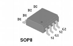 diodes原裝SDT30100CT大功率肖特基二極管