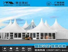 廣州聚美供應尖頂篷房