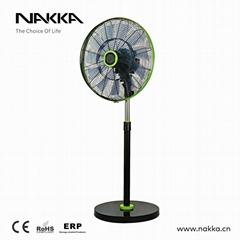 """NAKKA 18"""" inch 450mm DC stand fan DC pedestal fan"""