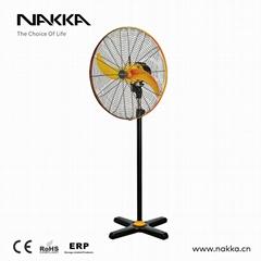 """NAKKA 26""""/30"""" 650/750mm DC industrial pedestal fan"""