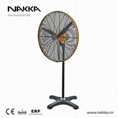 """NAKKA 26""""/30"""" 650/750mm DC industrial stand fan"""