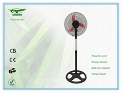 DC Stand Fan 3 Blade Powerful and Strong  for Home/Office Appliance FSDC40-001