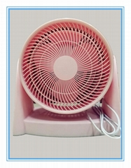 10 Inch Gift Fan Box Fan Portable Fan Desk Fan for Office KTY25-03