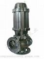 WQAS新款切割式污水污物潜水