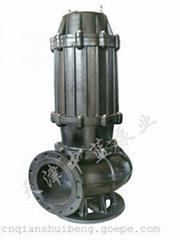 WQAS新款切割式污水污物潜水电泵