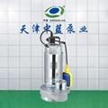 WQD污水泵耐磨型工矿工地 2
