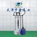 WQD污水泵耐磨型工矿工地 3