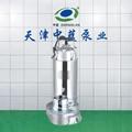 WQD污水泵耐磨型工矿工地 4