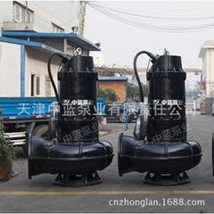 WQAS排污泵无堵塞输送脏水用泵