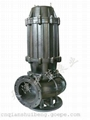 WQAS排污泵无堵塞输送脏水用泵 4