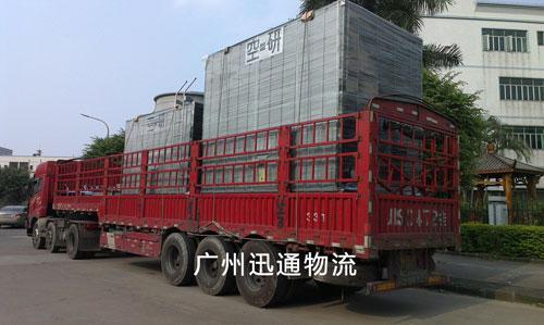 广州至江西货运物流专线 1
