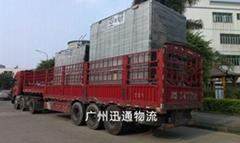 廣州至江西貨運物流專線