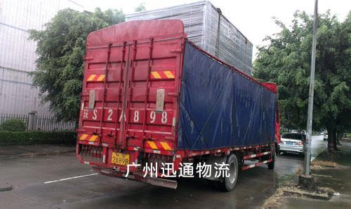 广州至江西货运物流专线 2